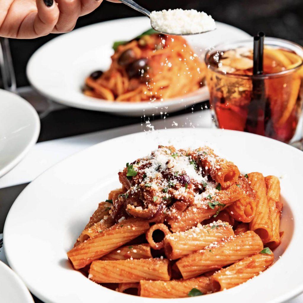 Italian Restaurant Sydney Serving Pasta